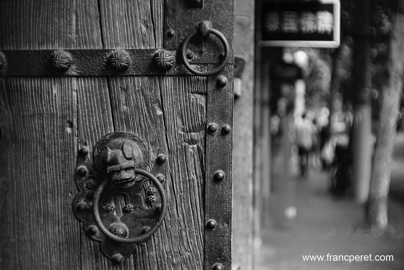 Architecture is another great topic for street photography in Shanghai